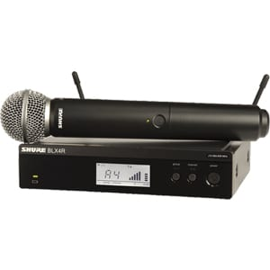Wireless Microphone #1