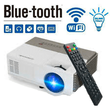 Bluetooth/Wifi Projector