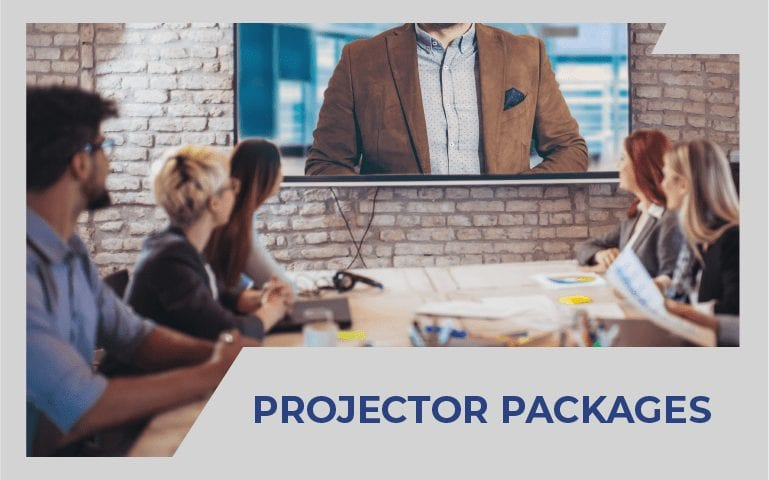 Projector Packages For Hire | Projector Hire Melbourne